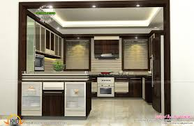 Small Picture Brilliant Small Kitchen Design Kerala Interior Modular Designs
