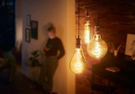 philips deco vintage filament led light bulbs
