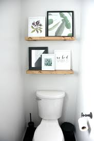 bathroom shelves over toilet unique want to make the easiest diy floating shelves head over for