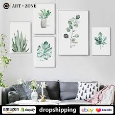 Percantik dinding kamar kalian dengan deretan poster aesthetic. Plant Leaf Bonsai Posters Wall Art For Living Room Decor For Bedroom Aesthetic Boho Wall Decor Prints Canvas Paintings Unframed Painting Calligraphy Aliexpress