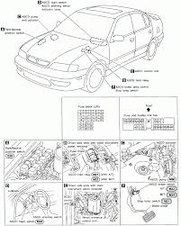 Need to know the fuse slot number for horn on infiniti g20 radio wiring diagram