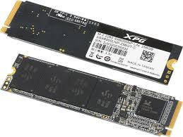 Тестирование бюджетного NVMe <b>SSD Adata</b> XPG SX6000 Lite ...