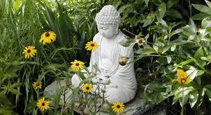 garden decorations. Buddha Statue For Garden Decorations