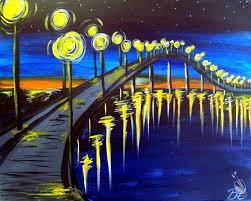 bridge over the bay