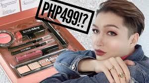 499php na makeup kit naka mura o napa mura