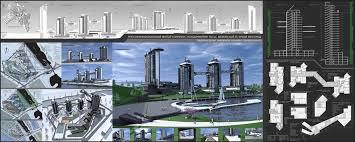 Конкурсная работа Каре Евгения Многофункциональный жилой комплекс  Многофункциональный жилой комплекс Белгород