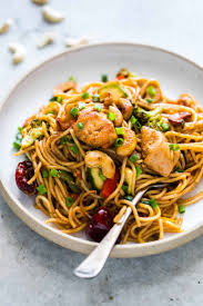 chinese food fried noodles. Contemporary Food Chinese Cashew Chicken Noodles Stir Fry Is A Delicious Take On Your  Favourite Takeout Intended Food Fried