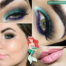 ariel makeup this would be perfect for