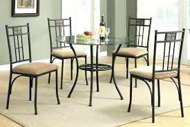 glass round table set round glass dining table with chairs glass round dining table for 4