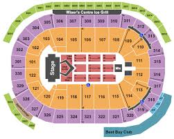 Pittsburgh Penguins Interactive Seating Chart Backstreet Boys Seating Chart Interactive Seating Chart