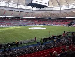 Bc Place Stadium Section 218 Seat Views Seatgeek