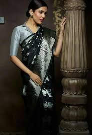 Sleeveless High Neck Blouse Designs 33 Different Types Of Saree Blouses Back Neck Designs