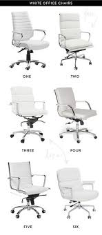 white office chairs bedroommarvellous office chairs bones furniture company