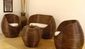 modern rattan furniture. wicker furniture for living room or outdoor seating area modern rattan