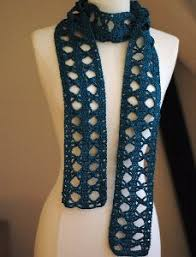 Crochet Patterns For Scarves Inspiration 48 Unisex Scarf Crochet Patterns AllFreeCrochet