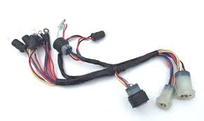 yanmar instrument panel harness loom 128170 91031 yanmar wiring harness at Yanmar Wiring Harness