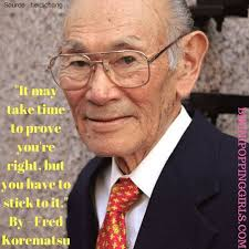 Fred Korematsu Quotes Extraordinary Fred Korematsu Quotes