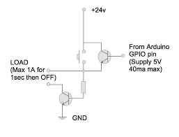 arduino can i use a single spst switch and transistors to circuit diagram
