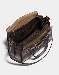women s coach bags swagger 27 in glovetanned leather