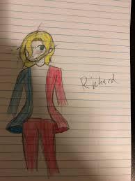 Richard Bonnefoy | Wiki | Hetalia ~ Amino