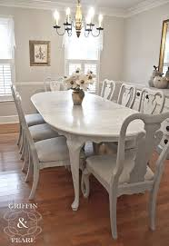 amish rectangular queen anne dining table
