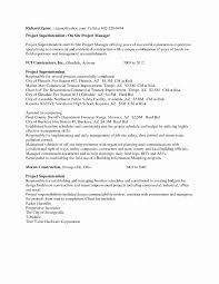 Fresh Ship Superintendent Sample Resume Resume Sample