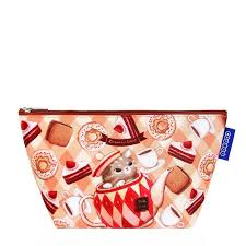 coplay cosmetic bag afternoon tea party