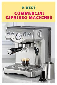 I made this list based on my personal opinion, and i tried to list them based on price. 9 Best Commercial Espresso Machines For Small Coffee Shops 2020 Espresso Machine Comme Commercial Espresso Machine Small Coffee Shop Best Espresso Machine