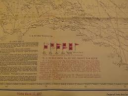 Pilot Chart North Atlantic Ocean Vintage May 1947 Weather