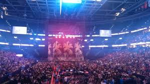 Amalie Arena Section 109 Concert Seating Rateyourseats Com