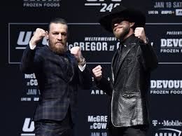 Conor McGregor agrees to knock out Donald Cerrone at the ...