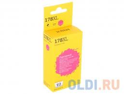<b>Картридж T2 IC</b>-H324 <b>№</b>178XL CB324HE пурпурный (magenta ...