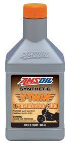 Amsoil Synthetic V Twin Transmission Fluid