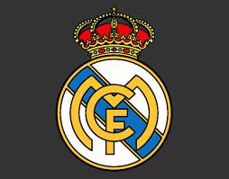 dibujo de escudo del real madrid