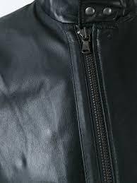 sel black gold short sleeved leather jacket women clothing sel black and rose gold