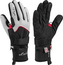 Leki Gloves Size Chart Leki Nordic Thermo Shark Lady Ski Gloves