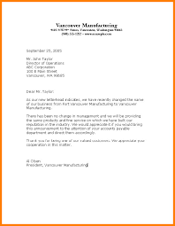sample of formal business letter 11 good news letters samples quick askips