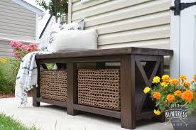 diy rustic furniture. DIY_Huntress_Rustic_X_Bench-8 Diy Rustic Furniture R