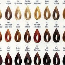 Diacolor Chart Loreal Dia Light Hair Color Chart Unbiased Loreal Diacolor Chart