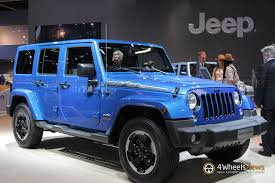 Jeep Wrangler Polar Edition freezes the 2013 Frankfurt Motor Show ...