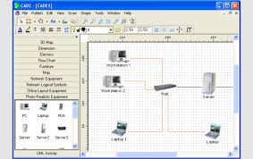 best network design tools free download for windows  mac  linux    free network diagram software