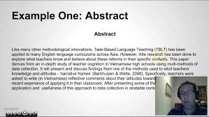 abstract essay sample test questions oxbridge essays review  writing an abstract for your research paper ppt abstract examples for research papers research