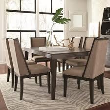 najarian cascade 7 pc dining set table 6xchair