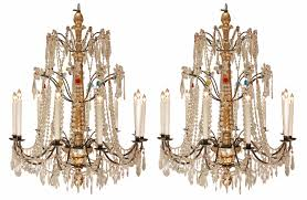 full size of pair of early 19th century chandeliers to chandelier earrings rose gold tree silver