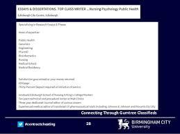 Best Presentation Ghostwriting For Hire Online  Harvard Dissertations