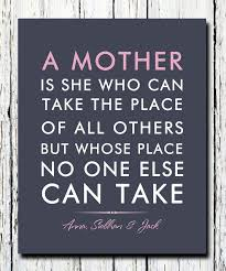 Mother Day Quotes