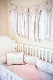 pink and gold nursery bedding uk