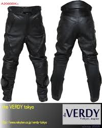 verdy cowhide calf leather boots and leather pants a2060bkc