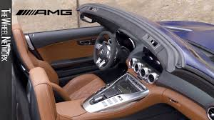 View pricing, save your build, or search for inventory. 2020 Mercedes Amg Gt C Roadster Interior Youtube