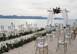 Destination Wedding In The Philippines Club Paradise Palawan